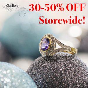 xmas jewellery sale