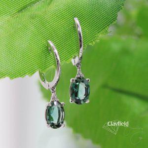 black earrings jewellery brisbane