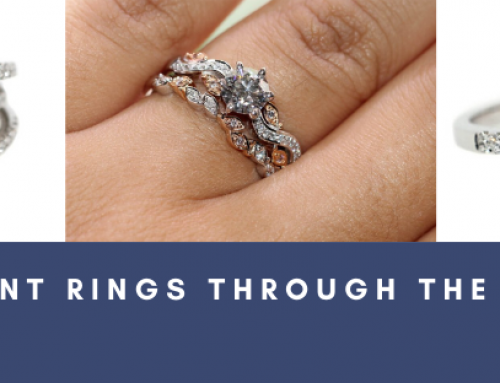 On Trend: Engagement Rings through the Decades