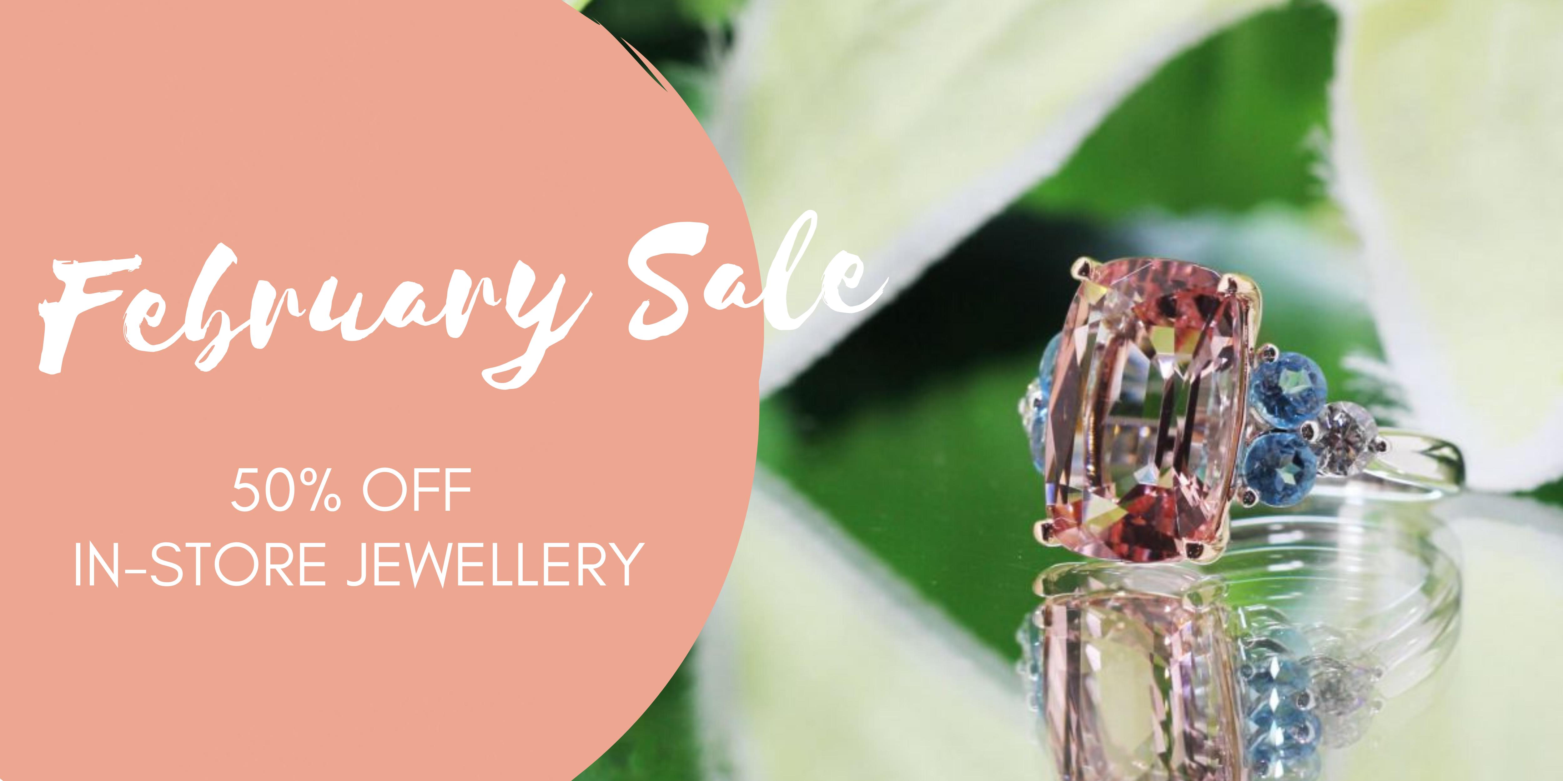 clayfield jewellery 50% off jewellery