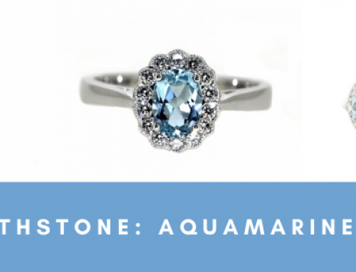 Birthstone for March: Aquamarine