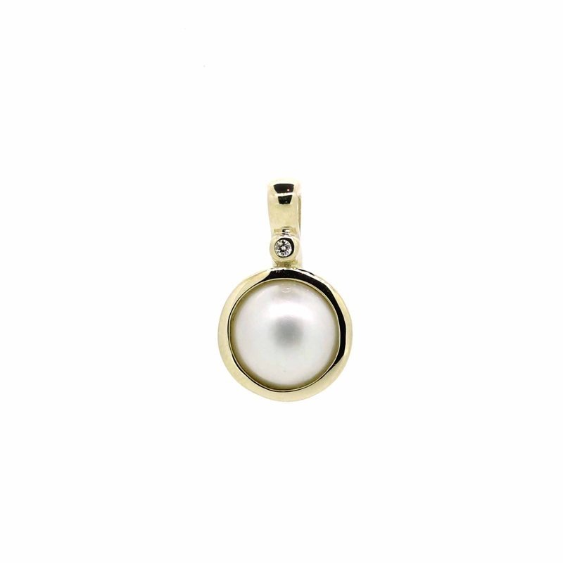 clayfield jewellery pearl pendant