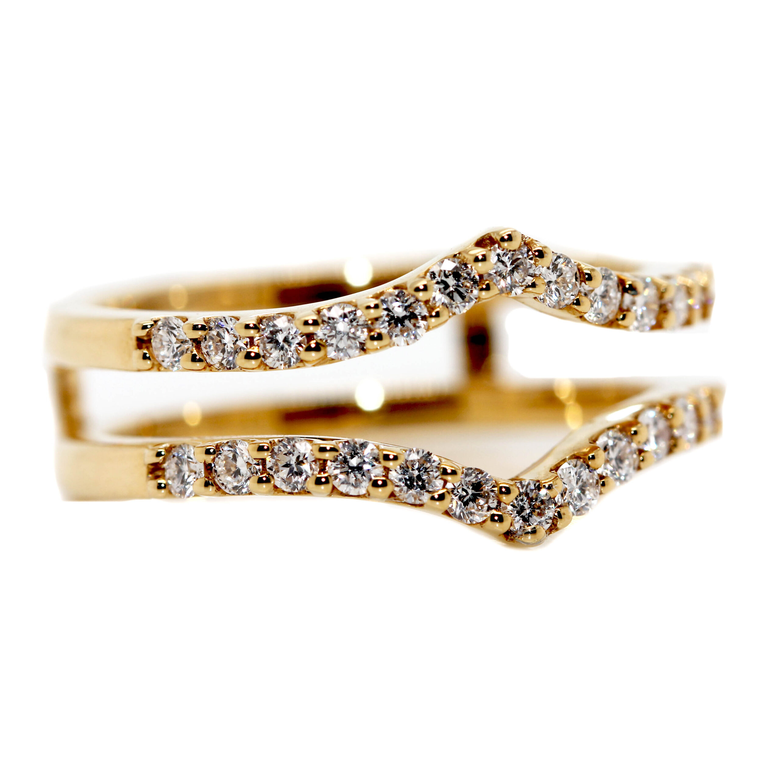 clayfield jewellery gold and diamond ring