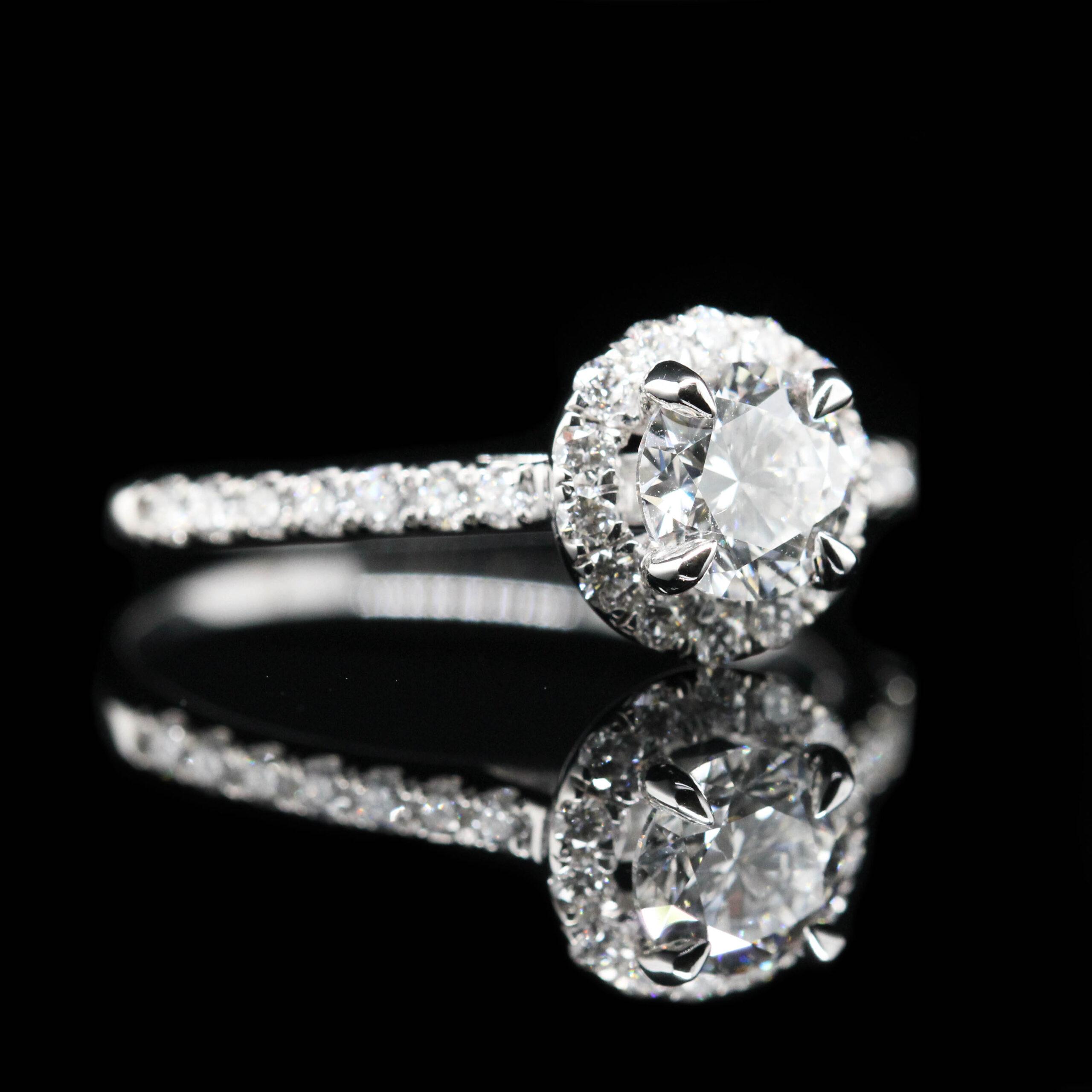 clayfield jewellery sustainable diamond rings brisbane